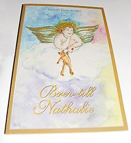 """Boken """"Brev till Nathalie"""""""